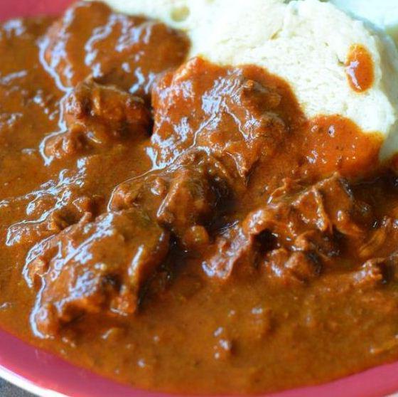 рецепт говядины с подливкой рецепт с фото пошагово