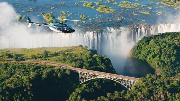 что посмотреть в Зимбабве