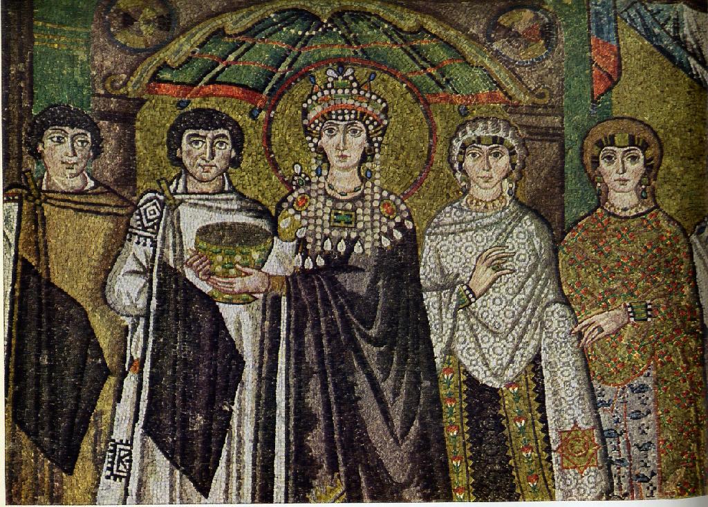 mosaic in art