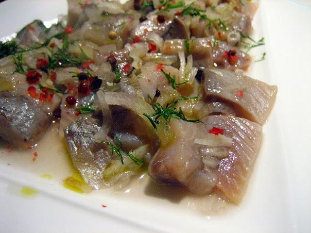 селедка по корейски рецепт