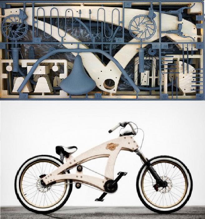 необычные велосипеды своими руками