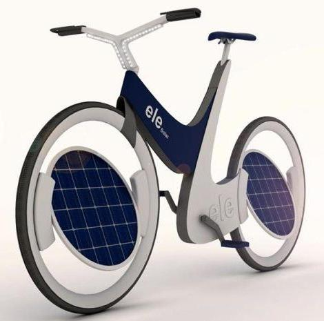 фото необычного велосипеда