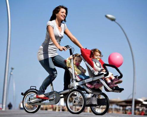 необычные детские велосипеды