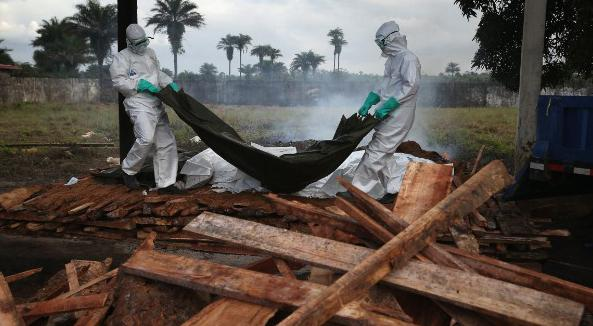 Заболевание эбола