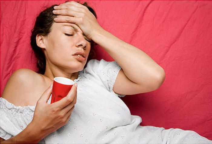 болит голова при беременности на ранних сроках что делать