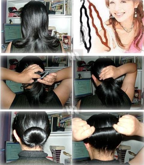 Твистер для волос