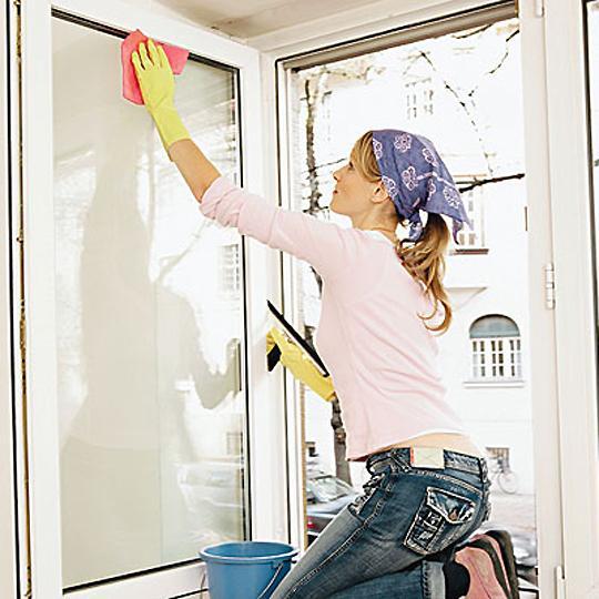 Как мыть пластиковое окно без разводов в домашних условиях 456