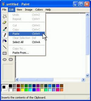Как сделать screenshot