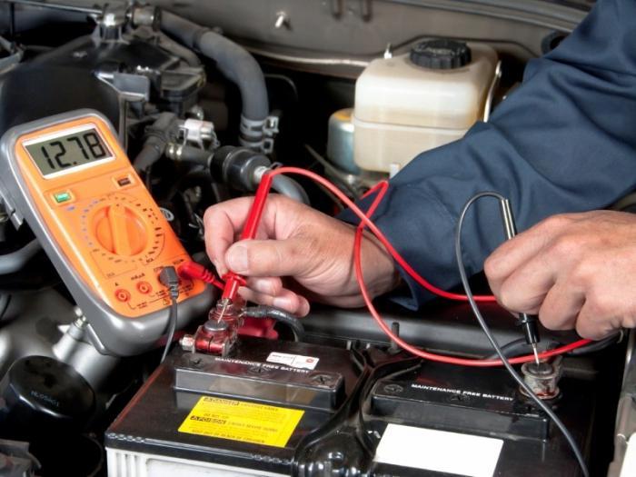 автоматические зарядные устройства для автомобильных аккумуляторов