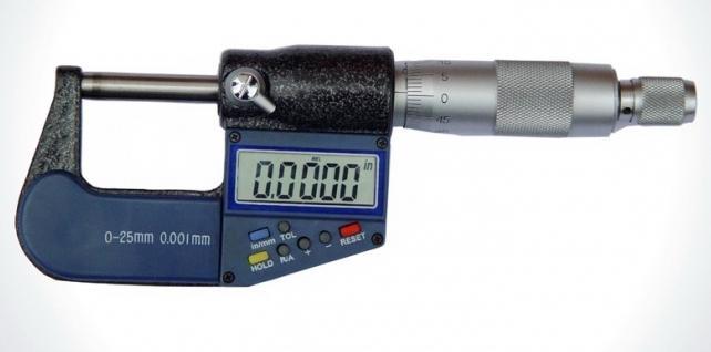 Как мерить микрометром