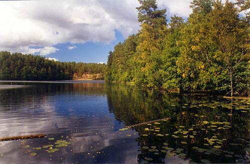 медное озеро как доехать
