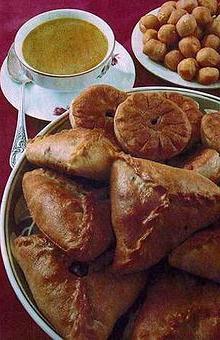 Рецепты блюд чувашской кухни