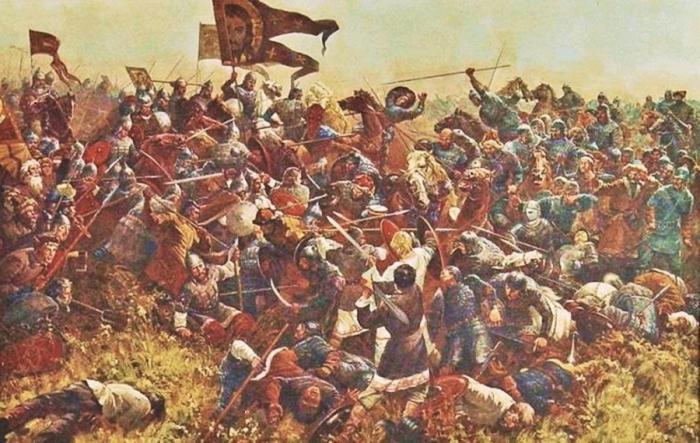 Кратко Куликовская битва и ее значение Кратко значение куликовской битвы кратко