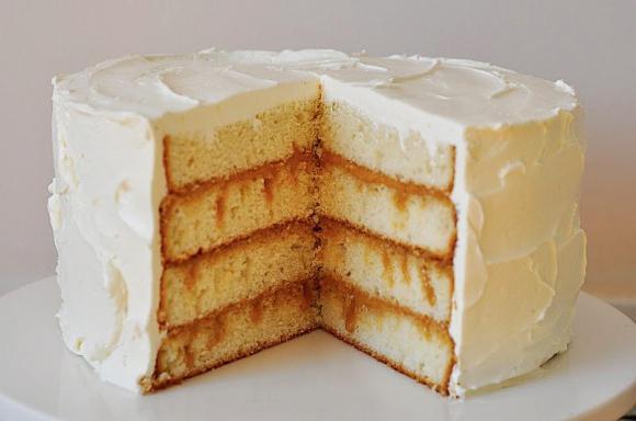 Творожный тортик фото