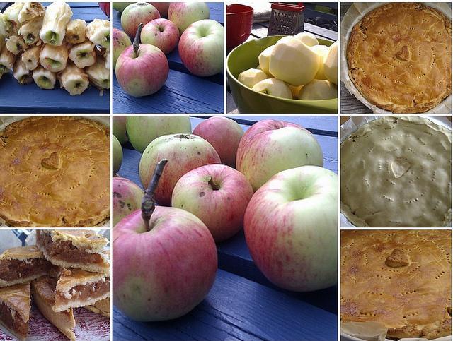 Венгерский яблоковый пирог и тортик «Жербо»