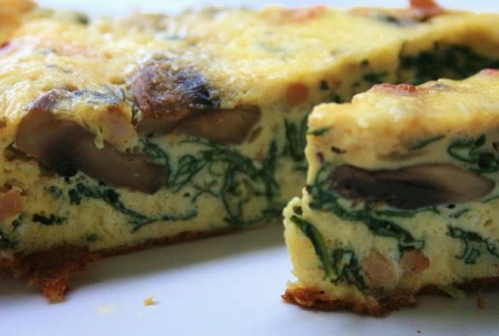 Пирог в форме рецепт с фото