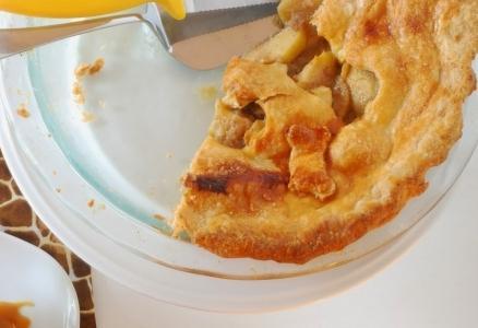Цветаевский пирог с яблоками: подробный рецепт