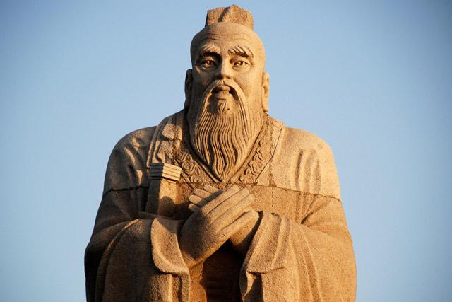 a biography of confucius the father of confucianism