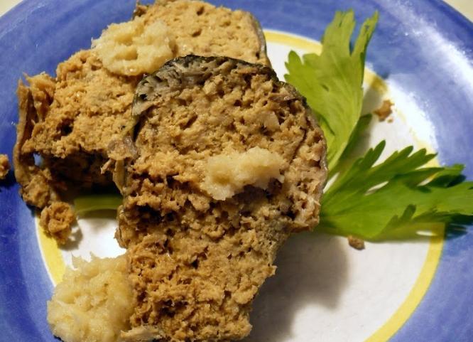 Салат из пармской ветчины рецепт