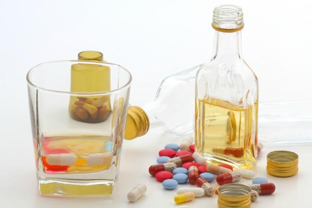 можно ли анаприлин с алкоголем