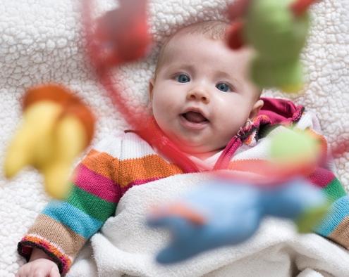 Развитие ребенка по неделям после родов