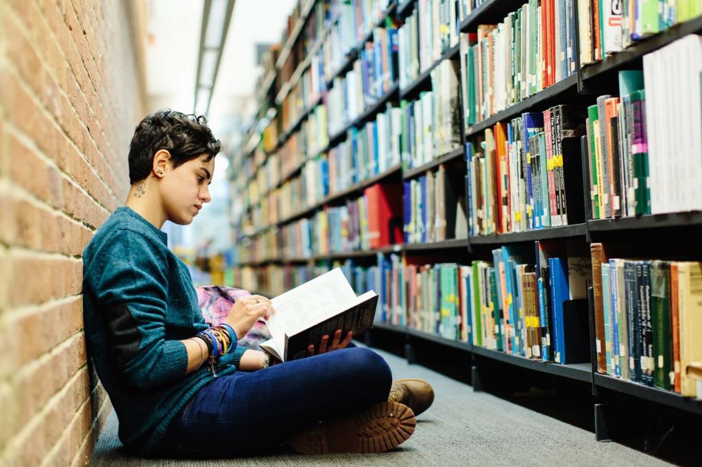 Чтение книг положительно сказывается