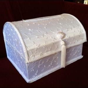Коробка для денег на свадьбы своими руками