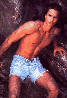 Сделать шорты мужские из джинсов