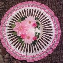 Поделки из одноразовой посуды фото