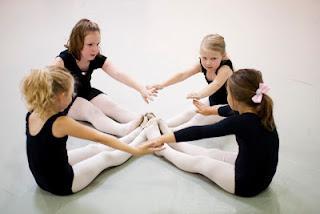 Танцы для дошкольников
