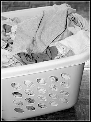 Как кипятить белье по старинке?