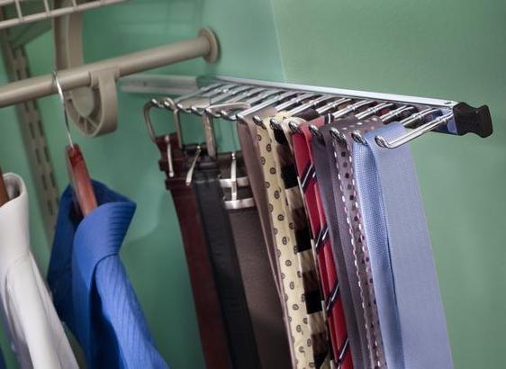 вешалка штанга для одежды