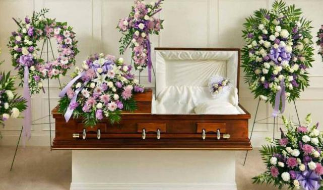 сон похороны
