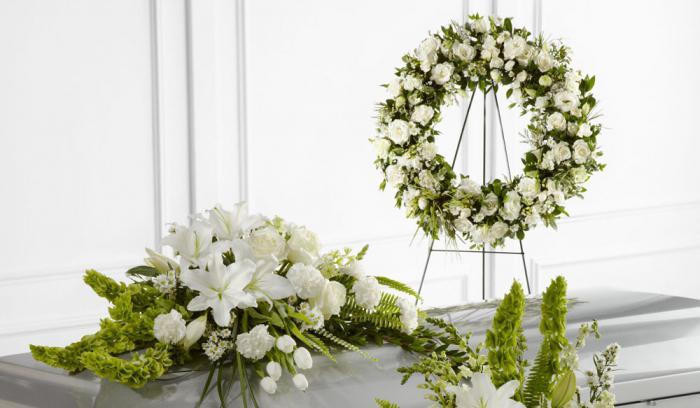 к чему снятся венки похоронные