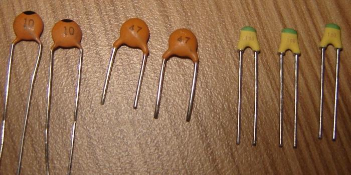 Маркировка конденсаторов как разобраться