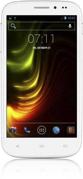 Телефон Fly Spark IQ4404 Spark: обзор, свойства, описание и…