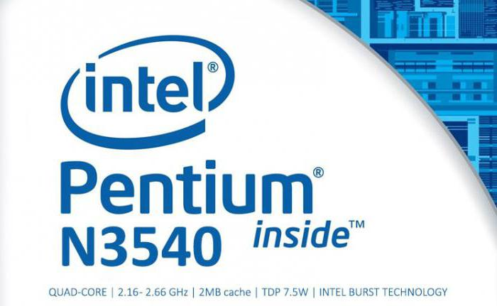 Celeron n2840 или pentium n3540 что лучше
