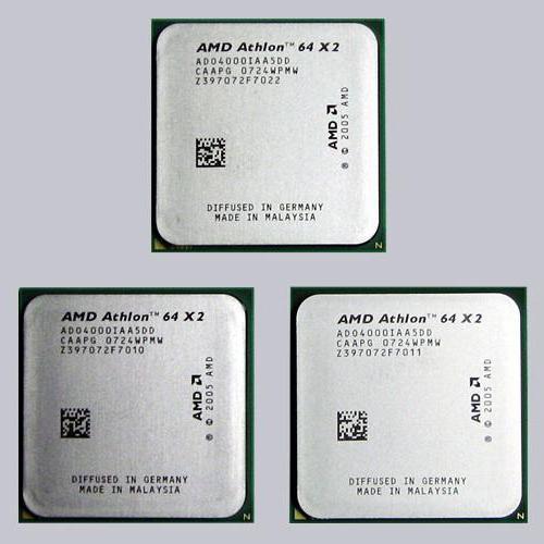 сокет ам2 процессоры
