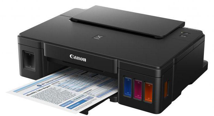 canon pixma g1400 отзывы описание