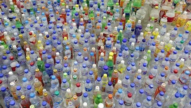 Делаем игрушки своими руками из пластиковых бутылок