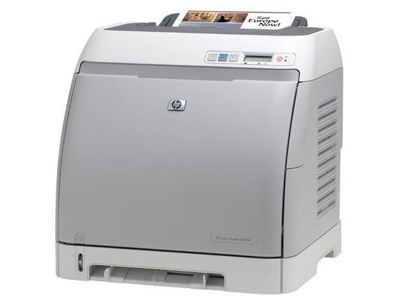 hp color laserjet 2605 отзывы