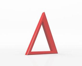 дельта знак треугольник