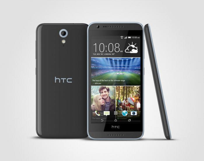 Htc desire 620g обзор