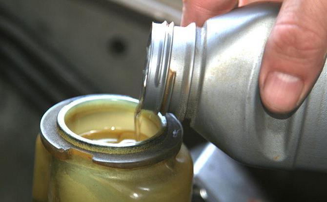 масло для гидроусилителя руля цена