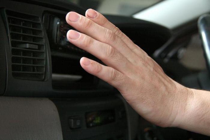 автомобильный кондиционер принцип работы
