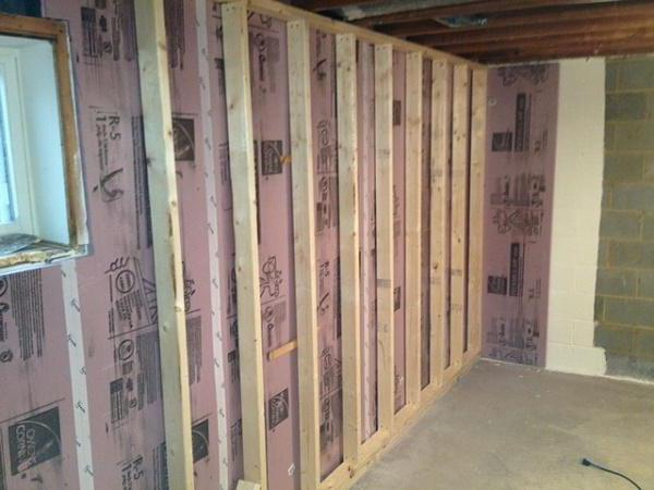 for Types of insulation for basement