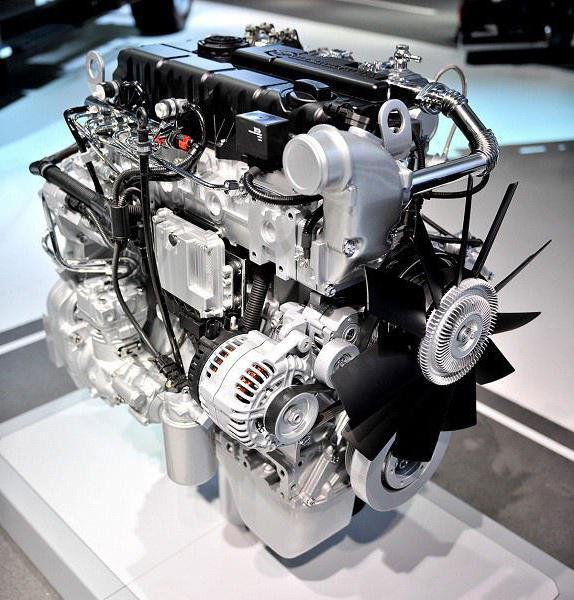 дизельный двигатель ямз 530