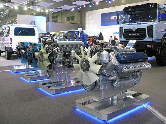 двигатель ямз 530