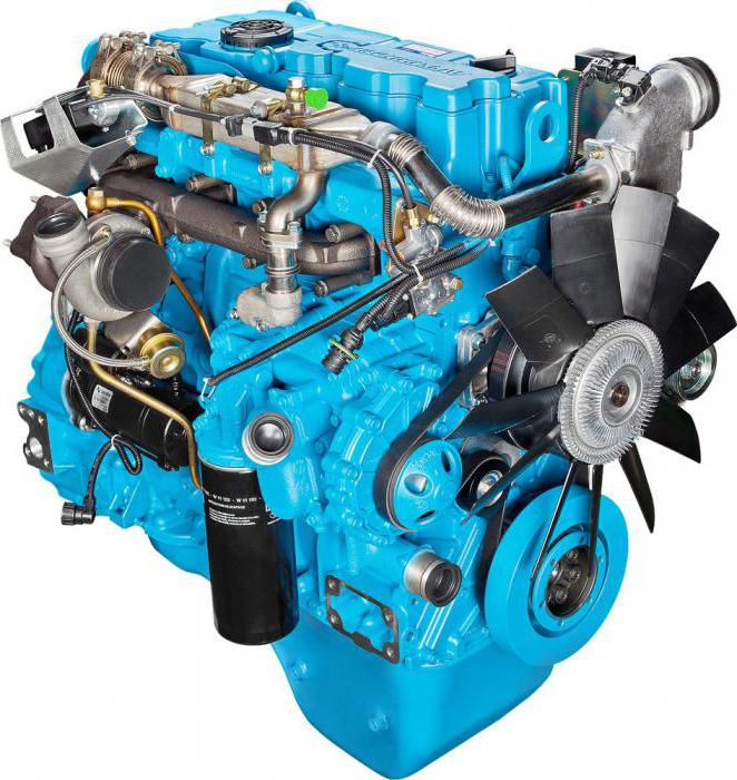 двигатель ЯМЗ-530 технические характеристики