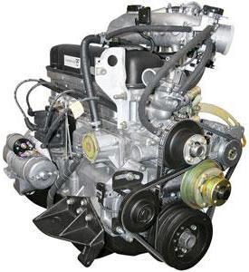 газель с двигателем умз 4216